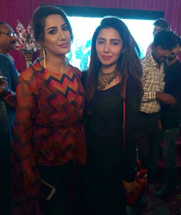 Pakistani Celebrities at the trailer launch of Actor in Law (8)