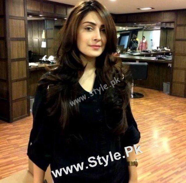 Pakistani Hairstyles for Eid 2016 08