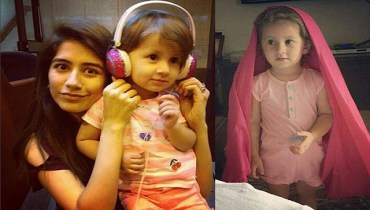 Pakistani celebrity kids