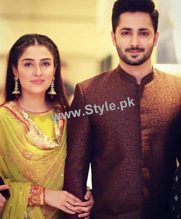 Recent Clicks of Ayeza Khan and Danish Taimoor (2)