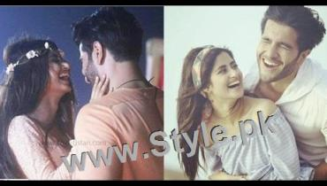 See Romance of Sajal Ali and Feroze Khan in Zindagi Kitni Haseen Hai