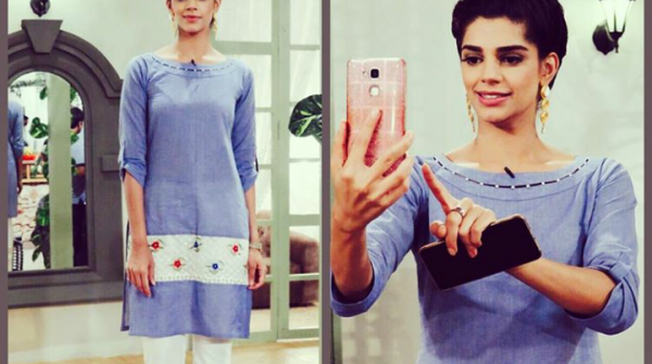 See Sanam Saeed in Mehman Nawaz Day 2