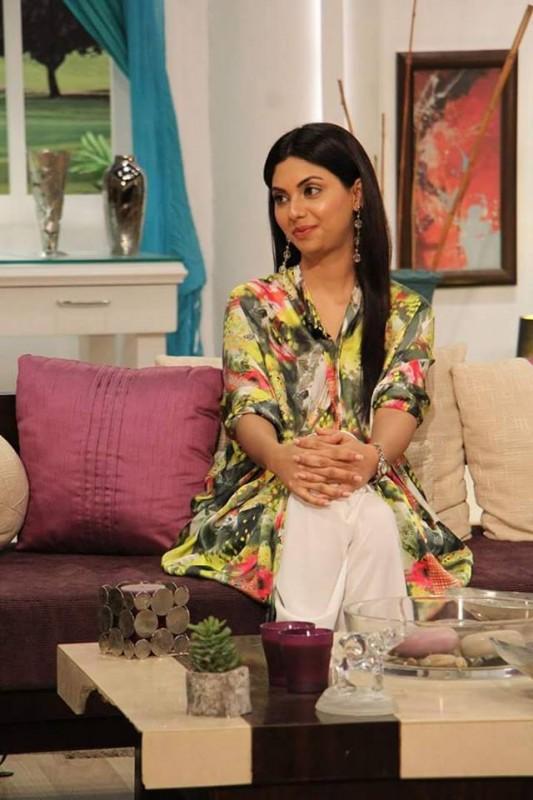 Sunita Marshal in Iftar Mulaqaat (3)