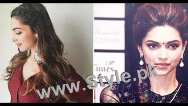 See Top 10 Hairstyles you need to copy from Deepika Padukone