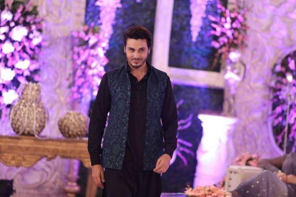Ahsan Khan On Eid 2016