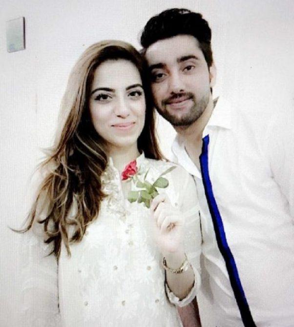 Amanat Ali Engagement Picture