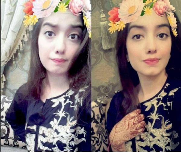 Arisha Razi 2