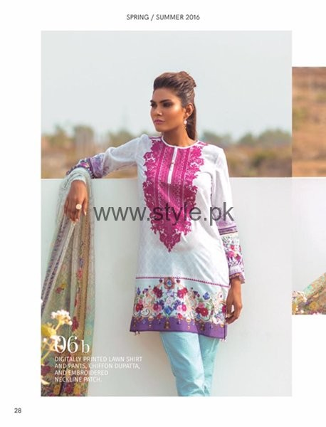 COCO By Zara Shahjahan Lawn Dresses 2016 For Women0011