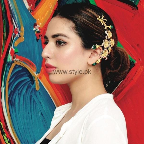 Ear Cuffs are much in Fashion (6)