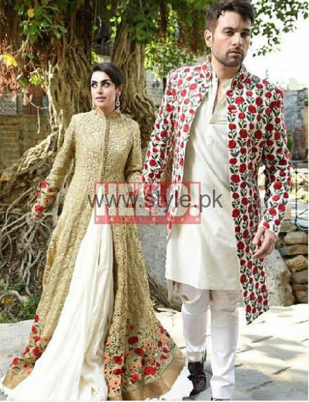 First Photoshoot of Mikal Zulfiqar and his wife for Hello Pakistan (3)
