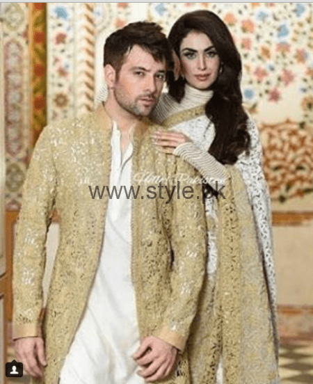 First Photoshoot of Mikal Zulfiqar and his wife for Hello Pakistan (4)