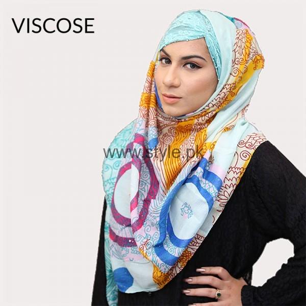 Hijabeaze Latest Hijab Collection 2016  (4)
