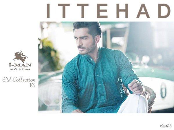 Ittehad Textiles Eid Dresses 2016 For Men002