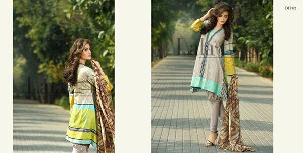 Lala Textiles Eid Dresses 2016 For Women0012
