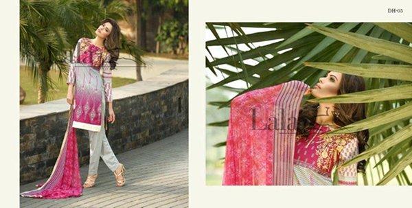 Lala Textiles Eid Dresses 2016 For Women006
