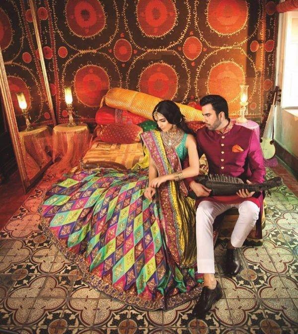 Maya Ali And Junaid Khan 6