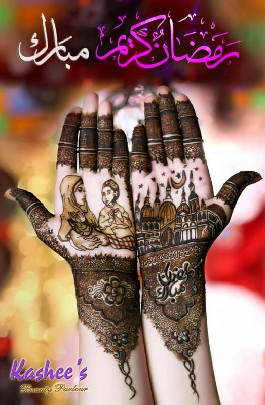 Mehndi designs for Eid-ul-FItar 2016 (14)