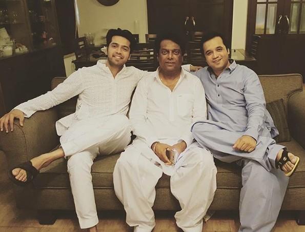 Pakistani Actors On Eid 2016
