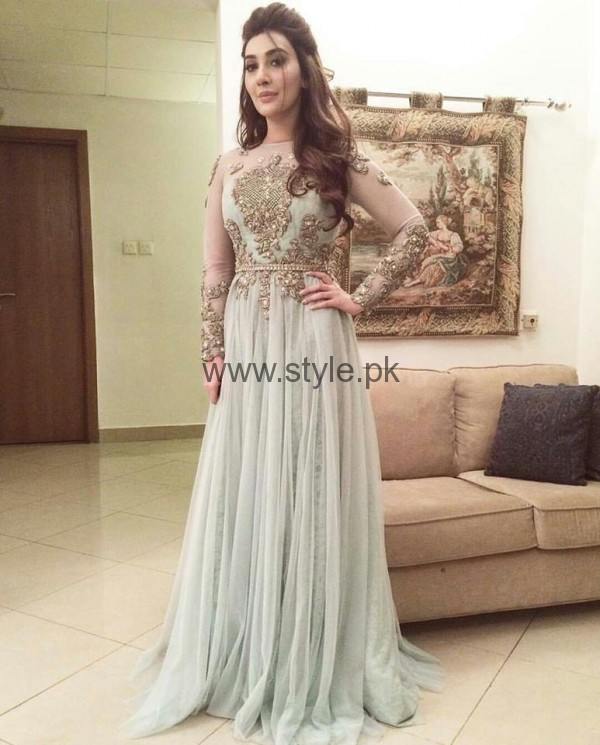 Pakistani Celebrities at Lux Style Awards 2016 (25)