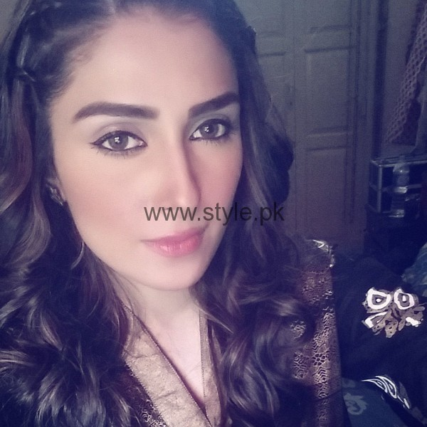 Pictures of Ayeza Khan from Shehrnaaz  (4)
