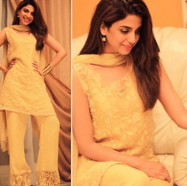 Pictures of Pakistani Celebrities on 2nd day of Eid (3)