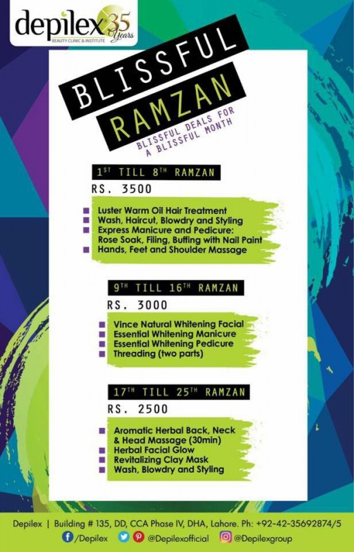 Ramzan Discount 2016 in Famous Beauty Salons of Pakistan (7)
