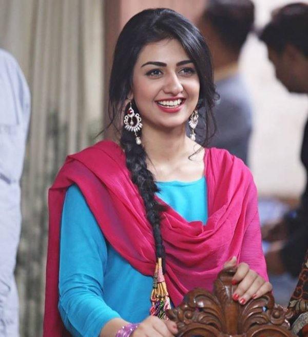 Sara Khan On Eid 2016