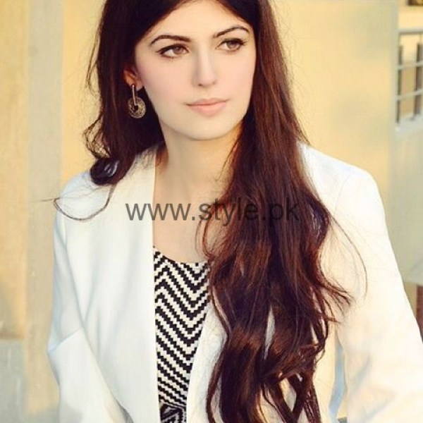 Anam Ahmad Beautiful Pic