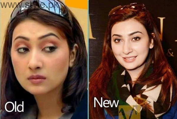 Ayesha Khan Old Pic