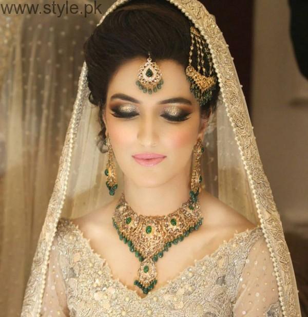 Bridal Walima Makeup Ideas (20)