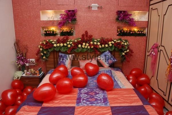Bridal Wedding Room Decoration Ideas 2016 (14)