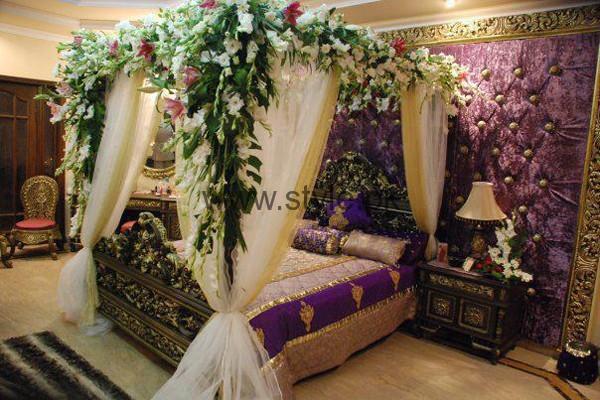 Bridal Wedding Room Decoration Ideas 2016 (2)