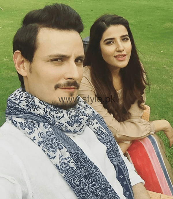 Cast of Diyar-e-Dil is reunited for drama Serial 'Sanam' (5)