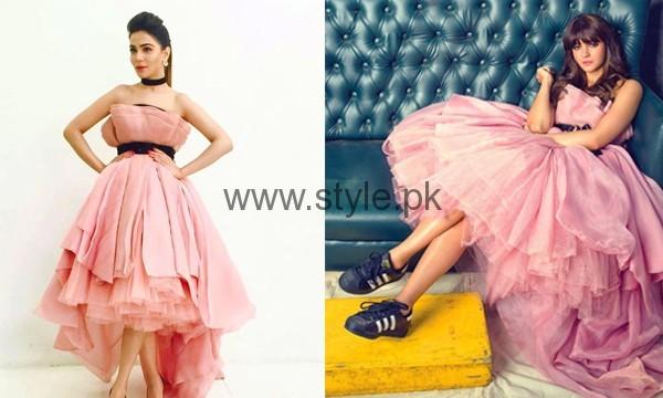 Celebrities Wearing Same Dresses (5)