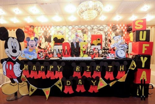 Cricketer Mohammad Sami's son's Birthday Celebrations (4)