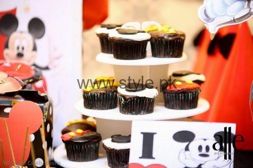 Cricketer Mohammad Sami's son's Birthday Celebrations (7)