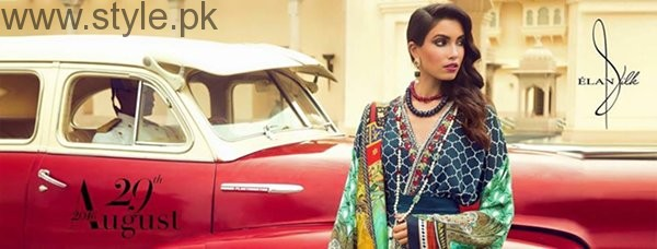 Elan Silk Dresses 2016 For Women002