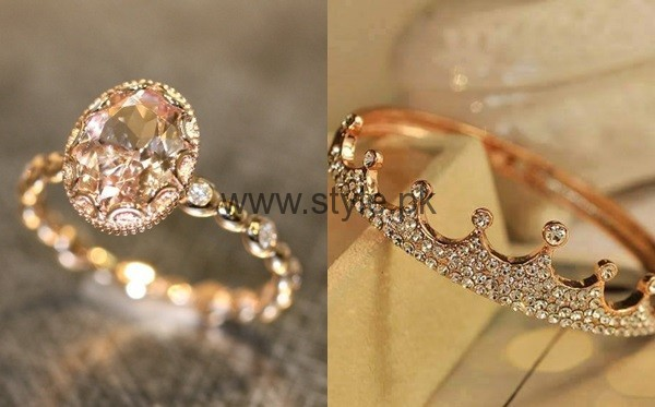 See Engagement Gold Rings 2016 for Girls