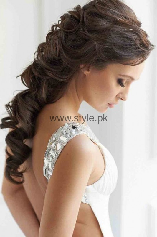 Engagement Hairstyles 2016 (11)