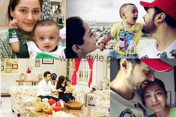 See Family Pictures of Nausheen Ibrahim and Ahmed HassanFamily Pictures of Nausheen Ibrahim and Ahmed Hassan