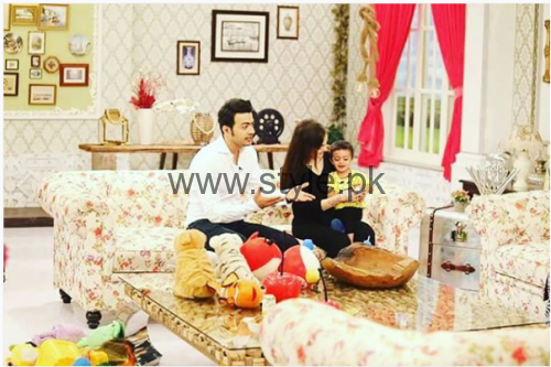 Family Pictures of Nausheen Ibrahim and Ahmed Hassan (1)
