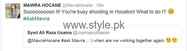 Fans asked strange Questions from Mawra Hocane in #AskMawra Session (11)
