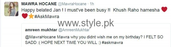 Fans asked strange Questions from Mawra Hocane in #AskMawra Session (16)