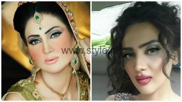 Fiza Ali Lip Surgery