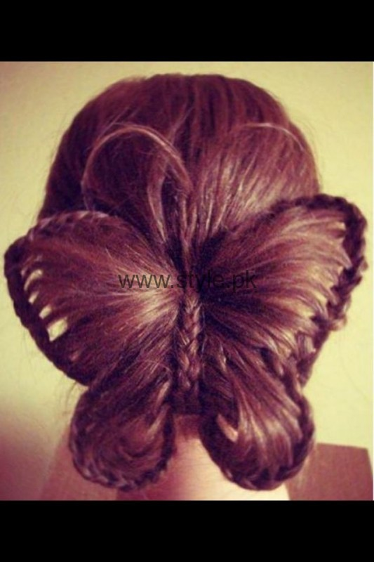 Hairstyle is very important part of your whole look. So, choose it carefully (11)