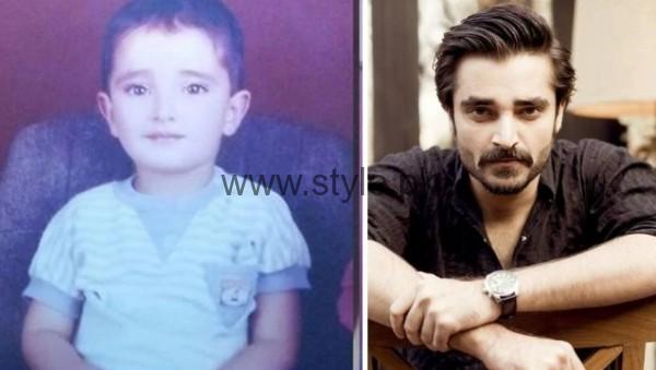 Hamza Ali Abbasi Childhood