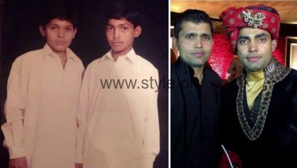 Kamran Akmal and Umar Akmal Childhood