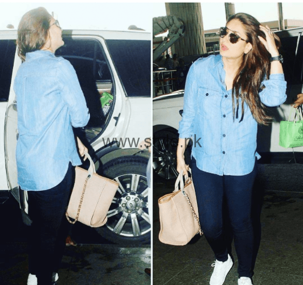 Kareena Kapoor is displaying Fashion Trends for Pregnant Women (7)