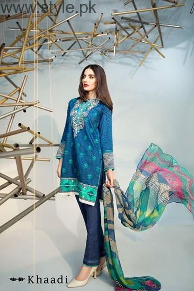 Khaadi Eid Ul Azha Dresses 2016 For Women005