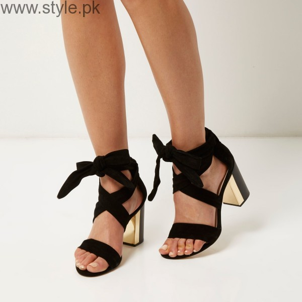 See Latest Block Heel Sandals 2016